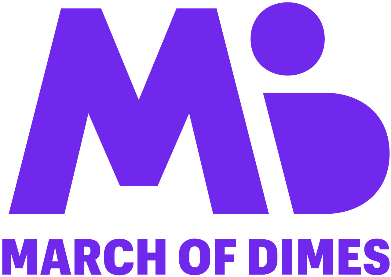 March of Dimes fights and advocates for the health of moms and babies. For over 80 years, they have provided research to find solutions, empowered families and gave knowledge and tools to have healthier pregnancies.