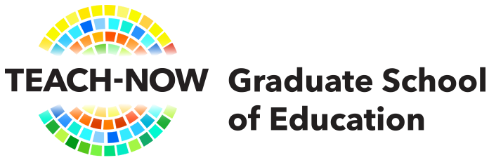 Teach-now is a Graduate school, and offers online programs for teacher certification and Master's of Education degrees. Through their program you learn how to teach subject matter better, be able to assess student learning, classroom management, use technology, and manage time better.