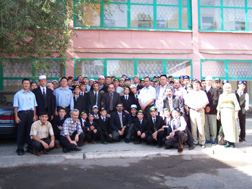 Community and Religious Leaders in Kazakhstan